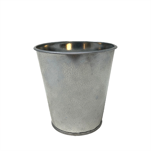 Frosted Round Container Image