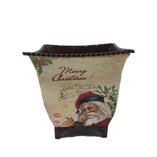 Christmas Square Container Image