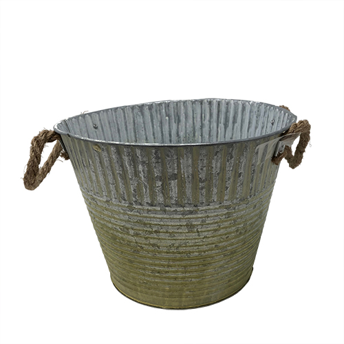 Banded Rope Container Image