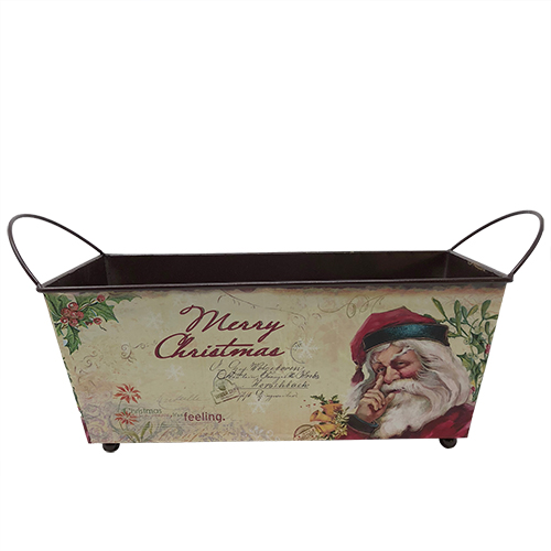 Christmas Rectangle Container Image
